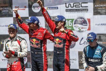 WRC – Sébastien Ogier fait le plein de point au Mexique