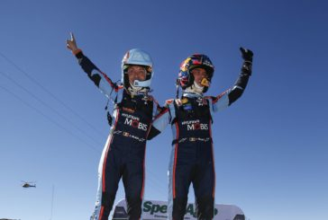 WRC – Week-end Argentin parfait pour Thierry Neuville