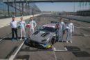 Aston Martin Vantage DTM macht weiter Fortschritte bei ITR-Tests auf dem Lausitzring