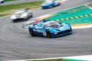 Patric Niederhauser im Starkregen von Monza auf Rang vier
