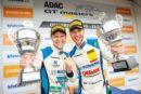 Podium und Platz zwei in der Meisterschaft nach Saisonauftakt in Oschersleben