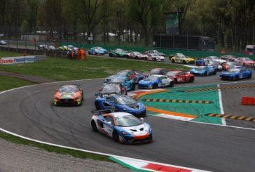 Equipe Verschuur wins GT4 European Series opener at Monza