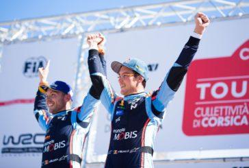 WRC – Le malheur d'Elfyn Evans fait le bonheur de Thierry Neuville