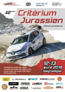 Critérium Jurassien 2019 : Mode d'emploi !