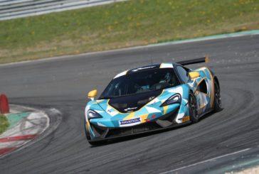 Alain Valente startet in der ADAC GT4 Deutschland zusammen mit Felix von der Laden!