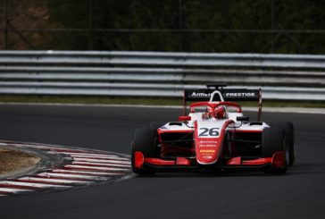 FIA Formula 3 –  Armstrong sets the pace in Budapest