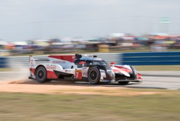 Toyota Gazoo Racing flat-out for Spa week-end