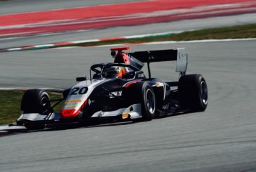 FIA Formula 3 – Leonardo Pulcini ends Barcelona test on top