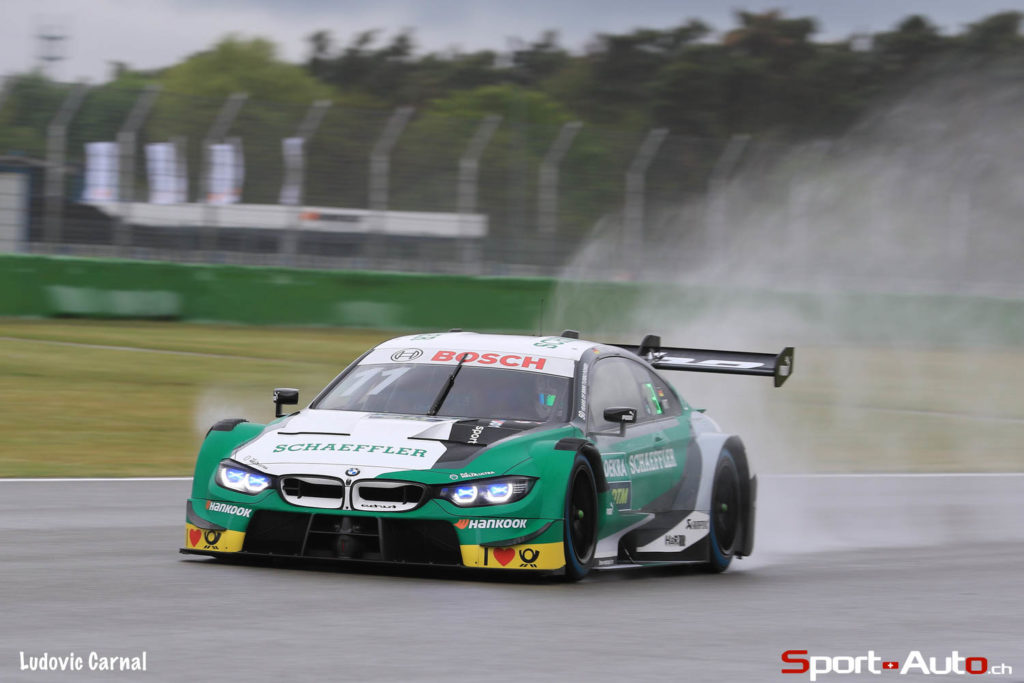 DTM - Marco Wittman s'impose pour la première à Hockenheim