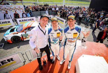 ADAC GT Masters – Victoire et leadership pour Patric Niederhauser