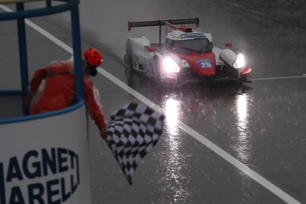 Le Mans Cup - Triplé des équipes Suisses en GT sous l'orage, victoire du Lanan Racing en LMP3