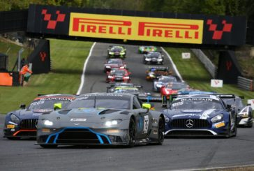 Blancpain GT World Series Europe – Podium en Silver Cup pour Hugo de Sadeleer