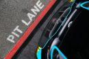 Erster Einsatz des Aston Martin Vantage DTM auf dem Circuit Zolder
