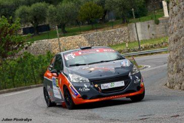 Rallye Antibes Côte d'Azur : les p'tits suisses bien présents !