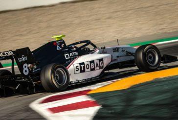 Kein Glück für Fabio Scherer beim Auftakt zur F3-Saison in Spanien