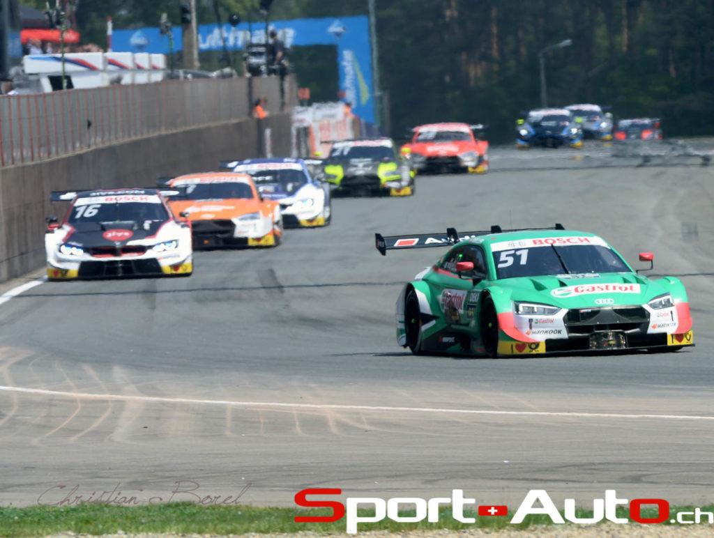 DTM - Nico Müller s'offre la troisième place à Zolder