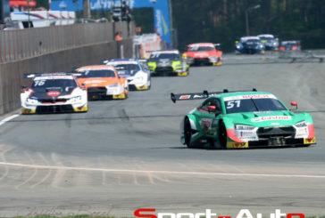 DTM – Nico Müller s'offre la troisième place à Zolder