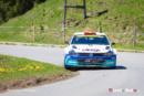 Rallye du Chablais –  fin de la première journée Carron et Valliccioni en tête