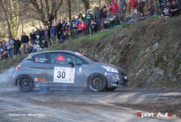 Rallye du Chablais – Junior : Jonathan Michellod vers une troisième victoire consécutive?