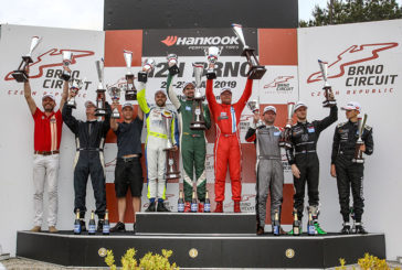 Bohemia Energy racing with Scuderia Praha still undefeated at the 12h de Brno