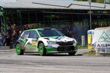 World championship debut for Škoda Fabia R5 evo with Kopecký and Rovanperä