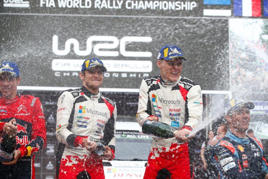 WRC – Ott Tänak se relance au Chili