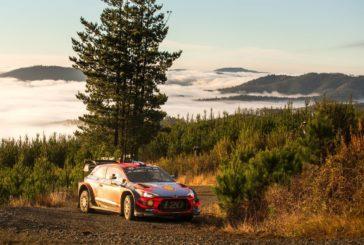 WRC – Hyundai und Loeb bei Chile-Premiere auf dem Podium