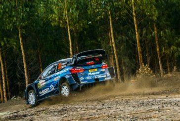 WRC- Evans and Suninen climb the standing