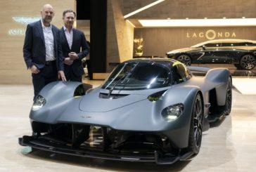 Aston Martin bientôt de retour dans la catégorie reine au Mans?