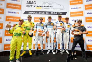 ADAC GT Masters – Nouveau podium pour Patric Niederhauser