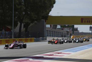 FIA Formula 2 – Home comforts for Anthoine Hubert in Le Castellet