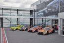 Mercedes-AMG beim Saisonhighlight mit Racing Spirit auf und abseits der Strecke