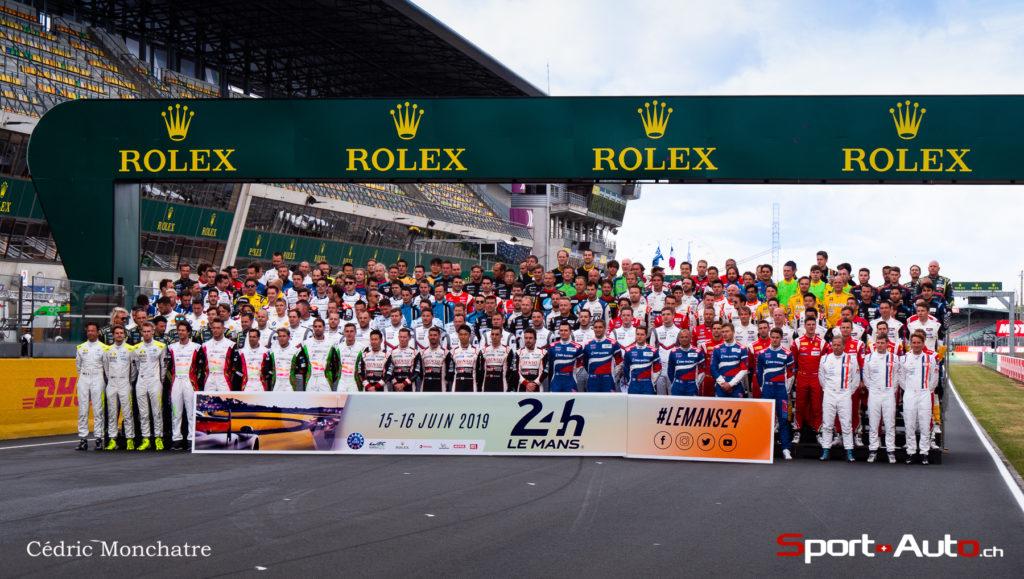 24h du Mans 2019 - C'est parti... et c'est sur Sport-Auto.ch