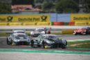 R-Motorsport sammelt wertvolle Erfahrung mit dem Aston Martin Vantage DTM