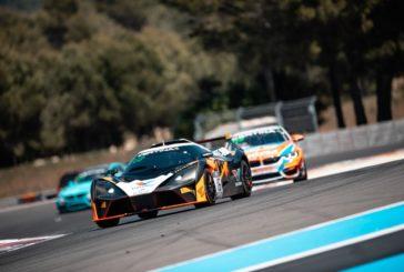 Patric Niederhauser unterstreicht in Le Castellet seine Titelambitionen in der GT4 European Series