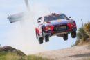 WRC – Sieben Bestzeiten und Platz zwei für Hyundai bei Rallye Portugal
