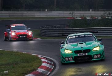 Falken Motorsports fährt auf dem Nürburgring auf Platz sechs – Enttäuschung für übrige BMW M6 GT3 Teams