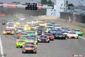 24h du Nürburgring – Une première partie de course très animée et pleine de rebondissement