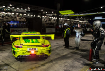 24h Nürburgring – La Porsche Manthey #911 toujours en tête à 6h de l'arrivée, Marcel Fässler à la sixième place provisoire