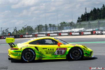 24h Nürburgring – Pénalité pour la voiture de tête
