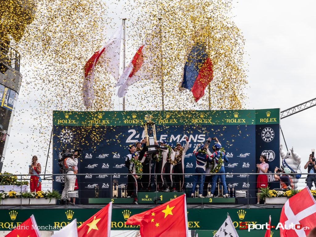 L'Auto Sport Suisse Award 2019 est attribué à Sébastien Buemi