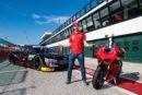 MotoGP-Star Andrea Dovizioso vor DTM-Debüt