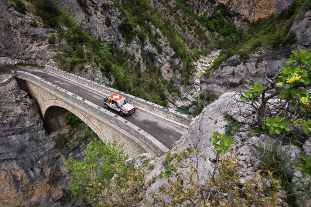 Rencontre avec Hervé Lecuyer animateur du championnat de France des Rallyes VHC