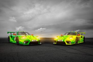 Porsche will mit neuem 911 GT3 R den Titel in der Eifel verteidigen