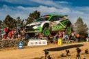 Double victory at WRC 2 Pro category by Kalle Rovanperä and Jan Kopecký