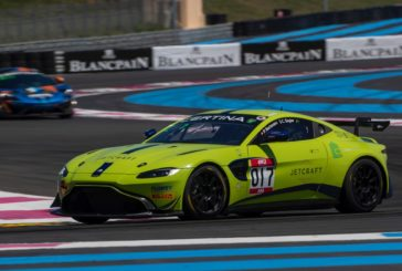 A weekend full of contrasts for Street-Art Racing at the Circuit Paul Ricard