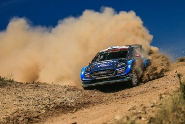 WRC – Tough day for M-Sport Ford