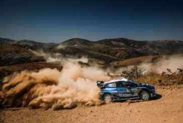 WRC – M-Sport Ford speed their way to Sardinia