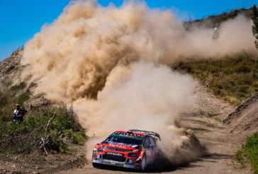 WRC – Citroën well placed to keep fighting