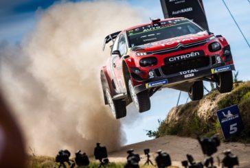 WRC – Citroën pocket yet another podium !